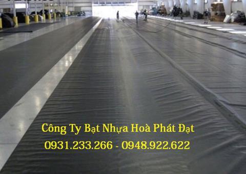 Chuyên cung cấp thi công màng bạt nhựa HDPE lót, trải ao hồ nuôi tôm cá, thủy hải sản giá rẻ tại Huế