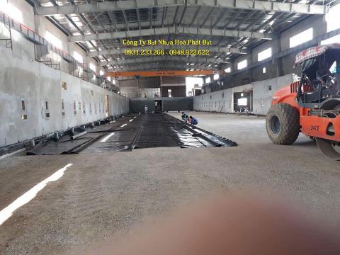 Chuyên cung cấp thi công màng bạt nhựa HDPE lót, trải ao hồ nuôi tôm cá, thủy hải sản giá rẻ tại Thái Bình