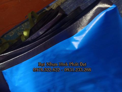 Bảng giá bạt nhựa xanh cam, bạt sọc 3 màu, bạt che công trình xây dựng che nắng mưa ngoài trời giá rẻ tại Đà Nẵng