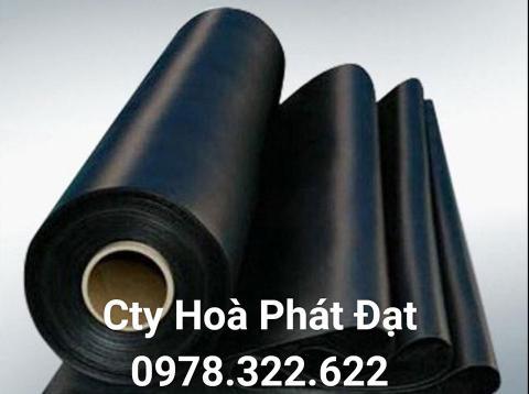 Báo giá bán lẻ màng bạt nhựa chống thấm HDPE màu xanh đen lót ao hồ bờ ao chứa nước giá rẻ tại Hà Tĩnh