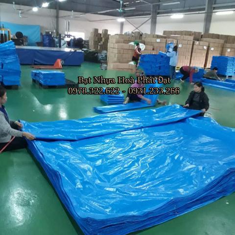 Chuyên cung cấp bạt công nghiệp che hàng hóa, bạt phơi nông sản, bạt che đậy che phủ vật liệu giá rẻ tại Yên Bái