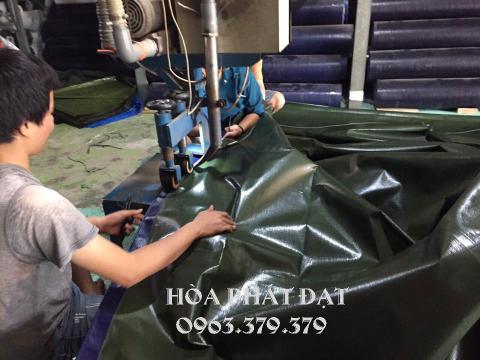 Hình ảnh : sản phẩm vải bạt, may ép bạt, gia công bạt theo yêu cầu uy tín Hòa Phát Đạt